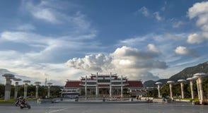 Quanzhou museum Arkivfoto