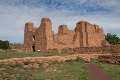 Quarai-Ruine Lizenzfreies Stockfoto
