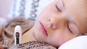 Quarantaine, épidémie de grippe banque de vidéos