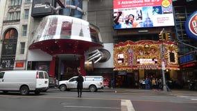 Quarante-deuxième rue banque de vidéos