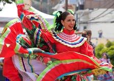 quarante-et-unième festival annuel de Carnaval à San Francisco, la Californie images libres de droits