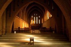 Quarr abbotskloster Fotografering för Bildbyråer