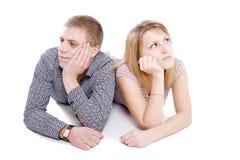Quarrel Royalty Free Stock Photography