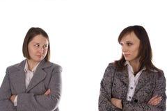 Quarrel Stock Image