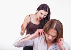 Quarrel Stock Photos