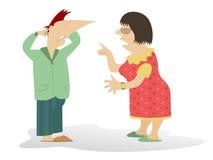 Quarrel Stock Photos