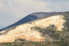 Quarries Royalty Free Stock Images