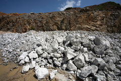 Free Quarry Stock Photography - 15443072