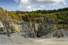 Quarry stock images