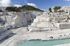 Quarry Stock Image