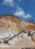Quarry Stock Photography
