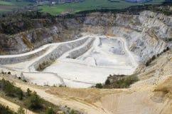 quarry Imagem de Stock Royalty Free