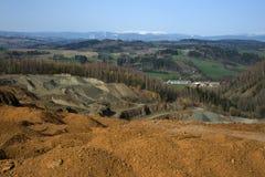 quarry Imagem de Stock