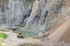 quarry Imagens de Stock Royalty Free