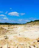 Quarry Royalty Free Stock Photo