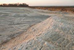 Quarry in the Czech Republic Stock Photos