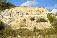 Quarry Royalty Free Stock Photography