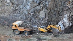 Quarry stock video