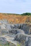 quarry kamień Obrazy Stock