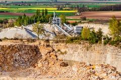 Quarry Stock Image