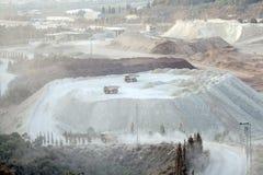 Quarry, Lebanon Royalty Free Stock Image