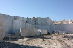 Quarry in Madagascar Stock Photos