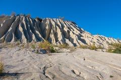 Quarry of Rummu. Estonia Stock Photo