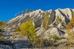 Quarry of Rummu. Estonia Royalty Free Stock Photography
