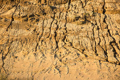 Quarry sand Royalty Free Stock Photography