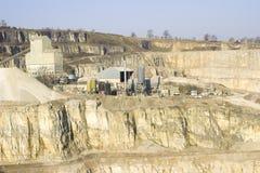 quarrying Стоковые Изображения