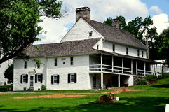 Quarryville, PA: 1747 Bartshire Stock Foto