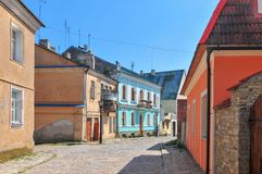 Quart arménien - Kamenets Podolsky, Ukraine images stock
