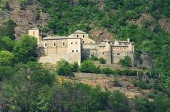 Quart Castello. In Italy, Aosta Valley Stock Photos