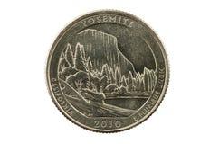 Quart de Yosemite Images libres de droits