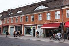Quart néerlandais à Potsdam Images libres de droits