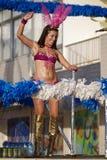 Quarteiras carnival parade Royalty Free Stock Photo