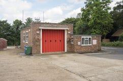 Quartel dos bombeiros, Loddon, Fotos de Stock