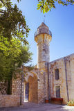 Quarter of artists of of the old city Safed, Upper Galilee, Israel Stock Photos