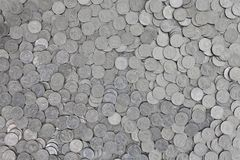 Quarter Mania Background Stock Photo
