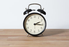 It is quarter past two o`clock. Royalty Free Stock Photos