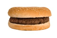 Quarter Pounder Royalty Free Stock Image