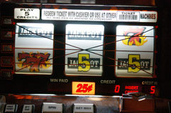 Free Quarter Slots Stock Photos - 76273