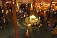 The Quarter at Tropicana. An Old Havana-themed shopping mall at the Tropicana Casino Resort Atlantic City in Atlantic City, New Jersey Stock Image