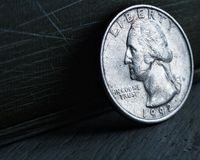 Quarter Stock Photography