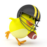 Quarterback Royalty Free Stock Images