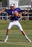quarterback Fotografia de Stock