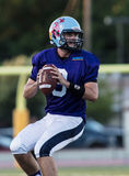 quarterback Fotografia Stock