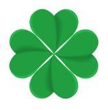 Quarterfoil. Patrick s day, irish, ireland, four-leaf Stock Photography