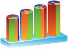 Quarterly Growth Stock Photo