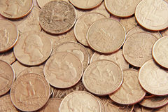 Quarters Stock Photo